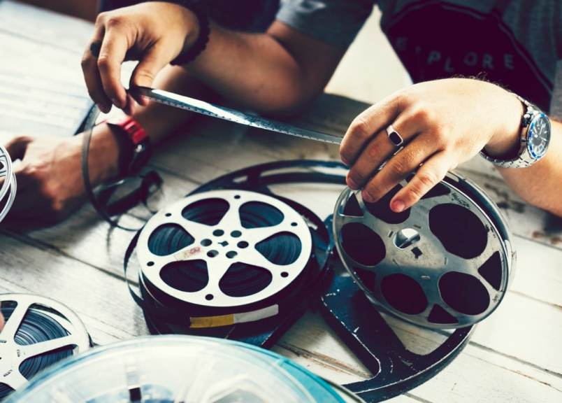 Bild Alte Filme
