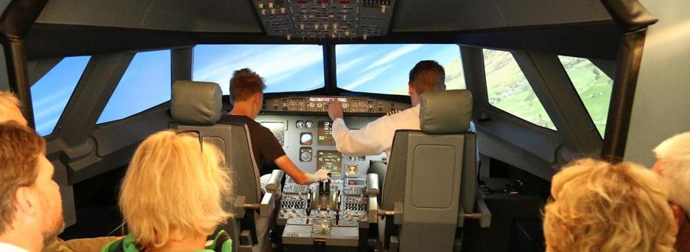 JET SIM Flugsimulator Berlin