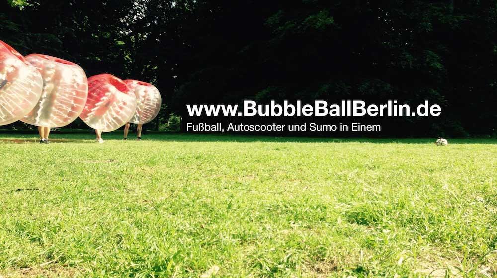 Bubble Ball Berlin
