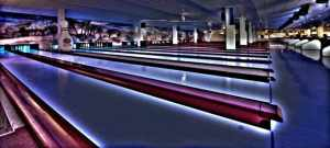 Bowlingbahn Schillerpark Center in Berlin Wedding