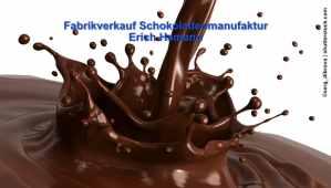 Fabrikverkauf Schokoladenmanufaktur Erich Hamann