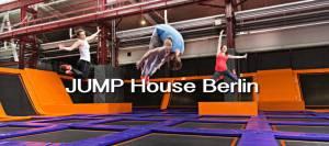 Bild JUMP House Berlin Reinickendorf