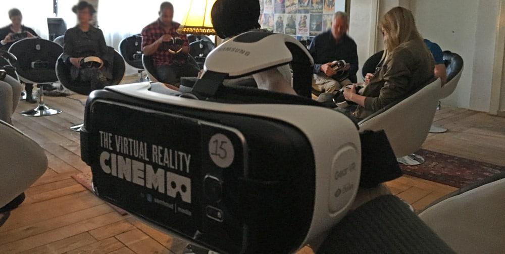 geschlossen Virtual Reality Kino VR Cinema Berlin