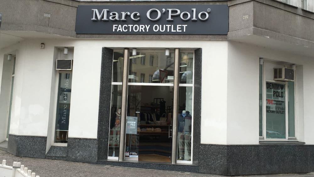 Bild Marc O Polo Outlet Berlin