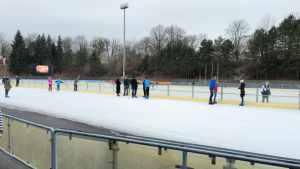 Die ungewöhnliche Eislaufschule Berlin