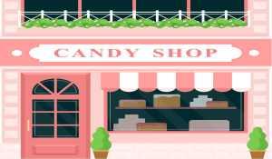 Bild Candyshop