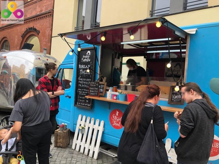 Bild Street Food Berlin