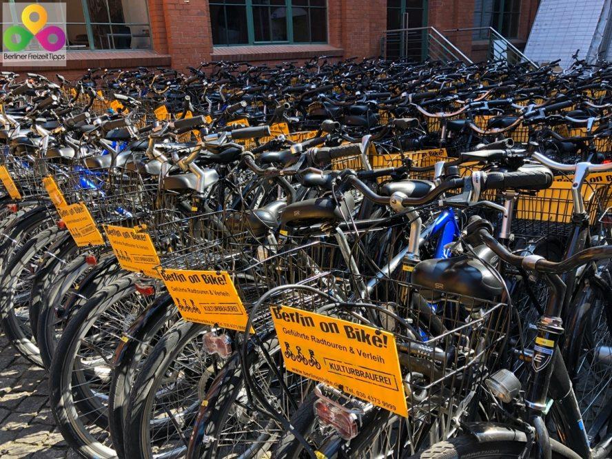 Bild Fahrradverleih in Berlin