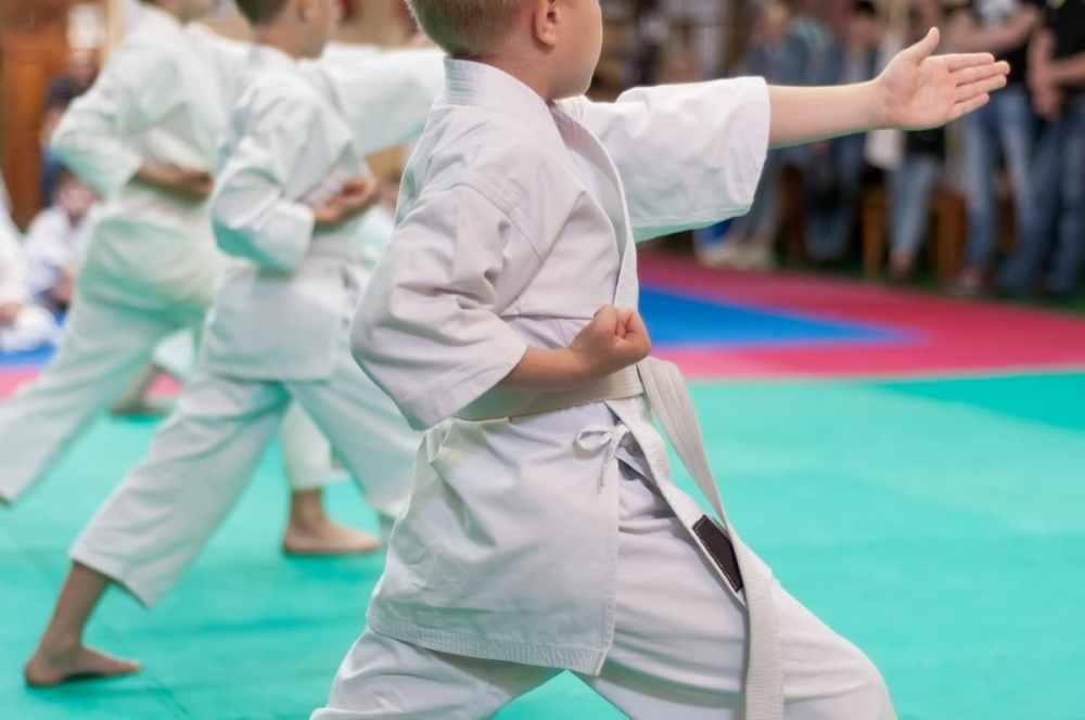 Kampfsport Selbstverteidigung Berlin