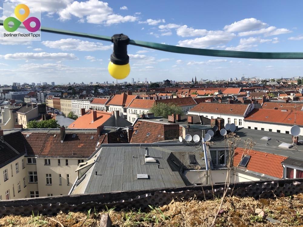 Panoramablick Klunkerkranich