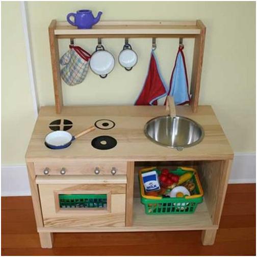 Ikea Hacker Sind Eben Doch Die Kreativeren Miniküchen Für Kinder