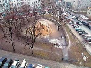 Der Schleidenplatz vor der Umgestaltung (Foto: STATTBAU)