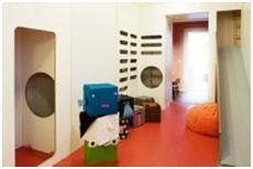 Kinderwirtschaft – Café und Indoorspaß am Drachenspielplatz