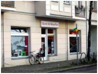 Theater der kleinen Form – Café, Theater und Kurse