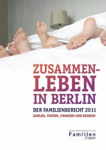 Berliner Familienbericht 2011 Publikation