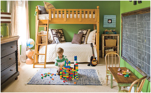 Tafelfarbe im Kinderzimmer: Die schönsten Ideen und ...