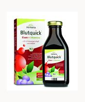 In der petiteBox: Herbaria Blutquick