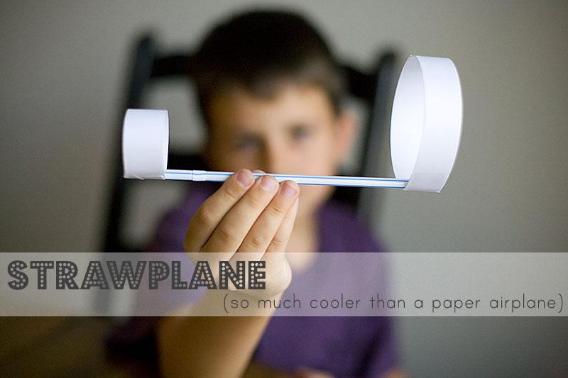 Leseliste #3: Flieger aus Trinkhalm und Papier