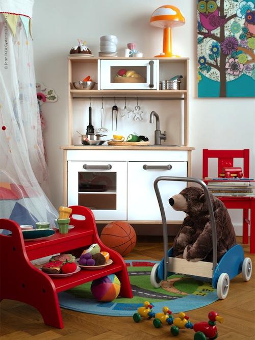 Gesucht: das schönste Kinderzimmer (Foto: IKEA)