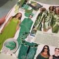 Frisch verliebt in Frühlingsgrün: Magazinfundstück