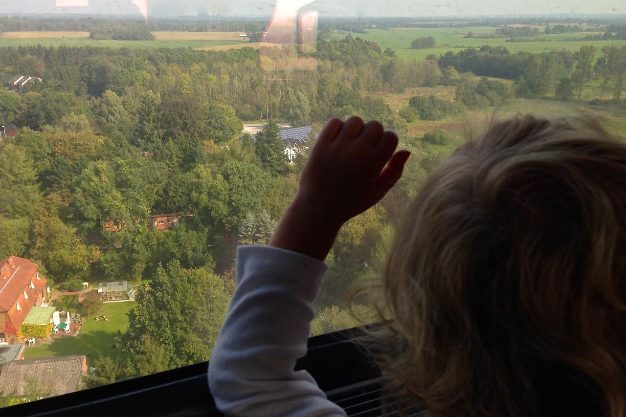 Ich habe viele Gründe FUR Bahnreisen mit Kindern. Mein Mann hat genau einen dagegen.