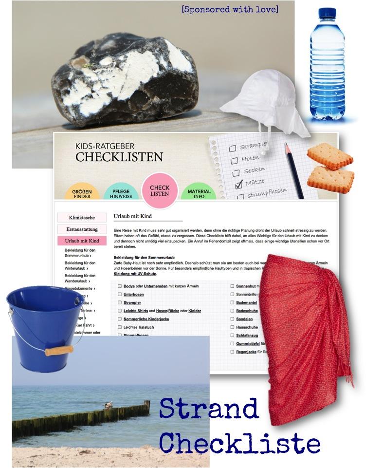 Neue Checklisten für Urlaub & Co und 100 Euro Gutschein zu gewinnen