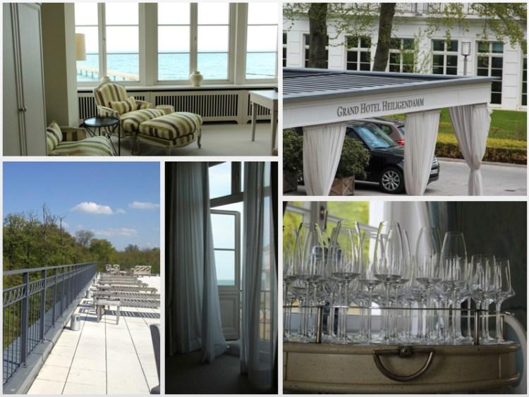 Von der Großstadt in die Weiße Stadt am Meer: Grand Hotel Heiligendamm, Luxus und unaufdringlicher Service