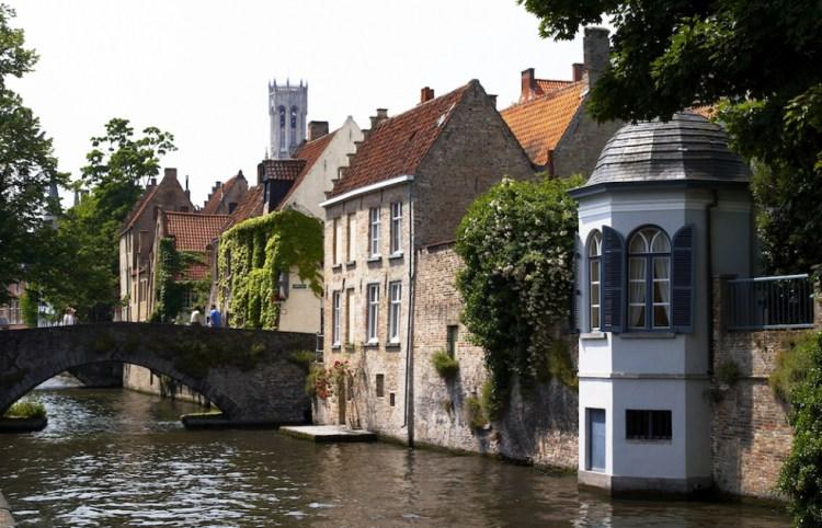Belgien mit Kindern: Sehenswerte Städte in Belgien, z.B. Brügge, das Venedig des Nordens (Foto: Jens Rufenach / Tourismus Flandern Brüssel)