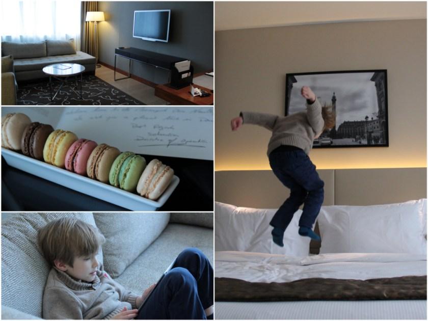 Tobeland: Manche nennen es auch Hotelzimmer