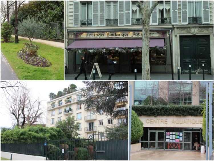 Momentaufnahmen aus Neuilly-sur-Seine