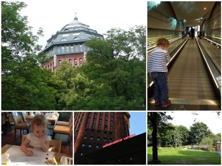Ein familienfreundliches Hotel in Hamburg: Das Mövenpick Hotel Hamburg im Wasserturm im Sternschanzenpark