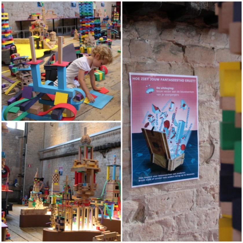 Überraschung im St.-Rombouts-Turm von Mechelen: Ein Spielparadies für kleine Baumeister