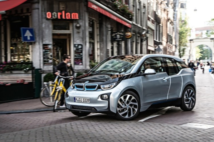 BMW i3 (Foto: BMW Group)