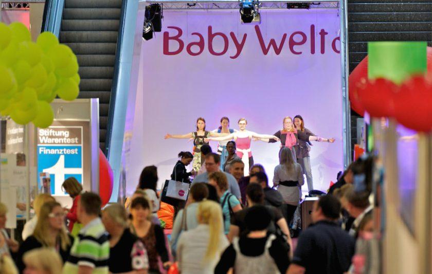 BABYWELT Berlin Showbühne