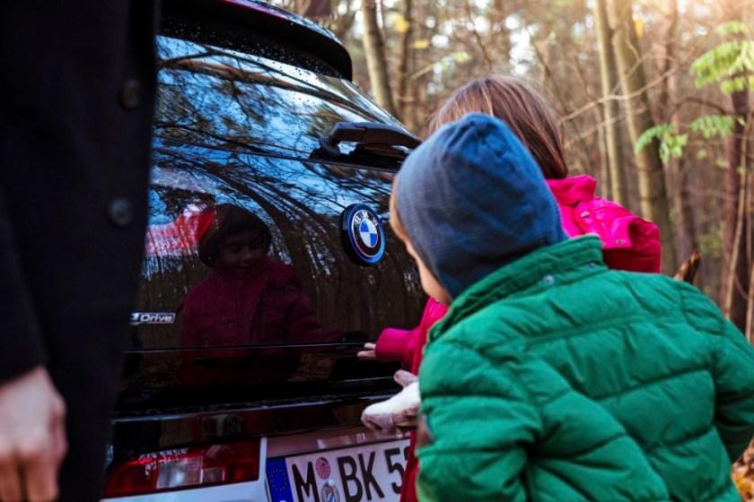 Testfahrt BMW i3: Drei Astronauten unterwegs mit dem Elektroauto von BMW
