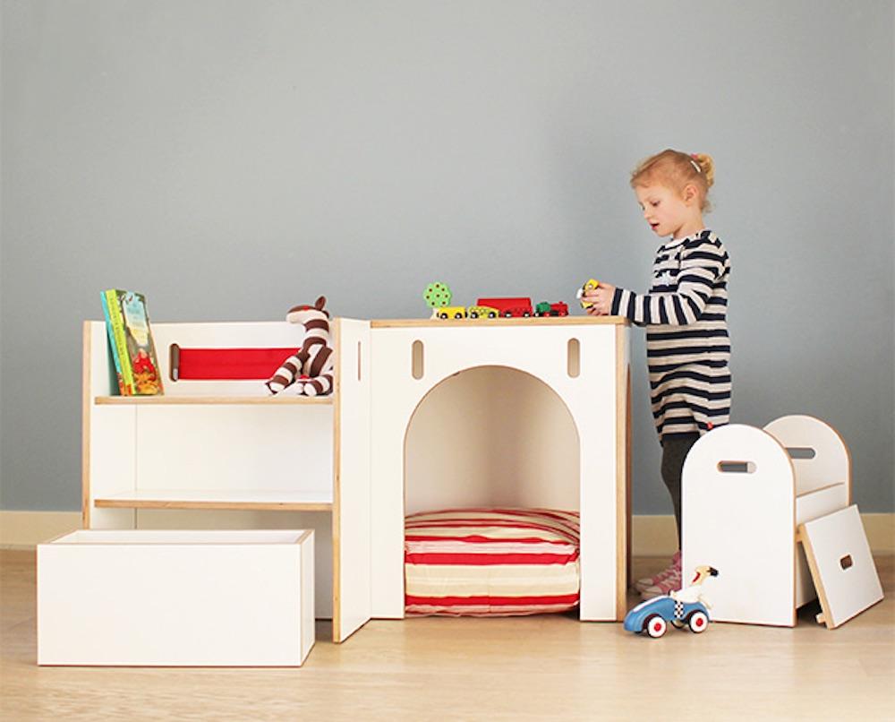 Kindermöbelserie von Archipel (Foto von afilii.de | gute Gestaltung für Kinder)