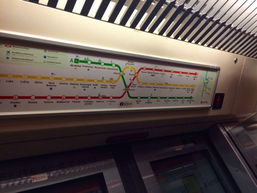 Erfreulich: Immer mehr Metro-Stationen haben einen Fahrstuhl