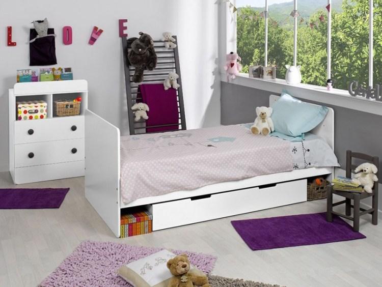 Mitlachendes Babybett Malte als Jugendbett von Monpetit Kinderzimmer (www.monpetit-kinderzimmer.de)