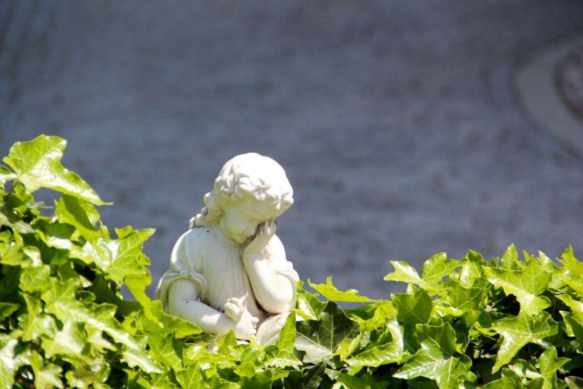 Dieser kleine Engel lässt uns über Gott und die Welt philosophieren