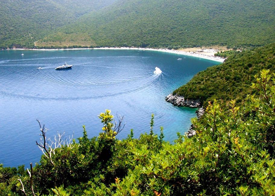 Strandtipp für Griechenland: Der Antisamos Strand auf Kefalonia