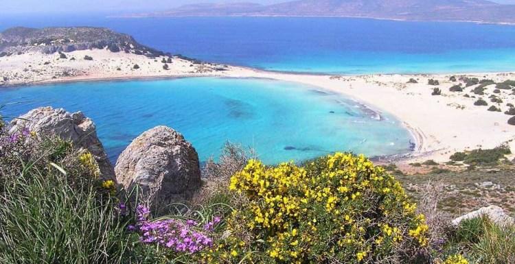 Strandtipp für Griechenland: Der Simos Strand auf Elafonisos