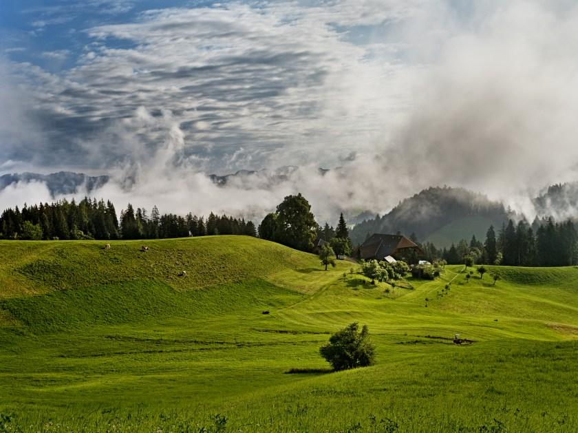 Schweiz: Käseregion Emmental (Foto: Ricola)