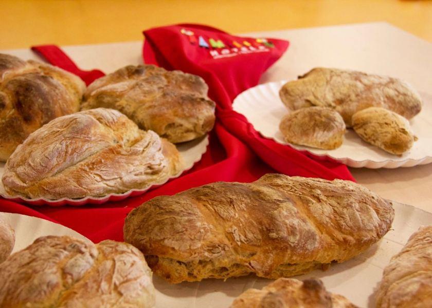 Das beste Brot in ganz Südtirol. Meine Kinder schwören es!