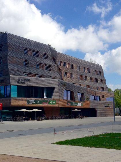 Das Raphael Hotel Wälderhaus in Hamburg Wilhelmsburg. Mein Erfahrungsbericht auf www.berlinfreckles.de