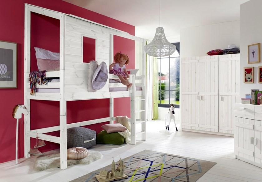 Ein Hüttenbett fürs Kinderzimmer (Sooo viel Inspiration!)