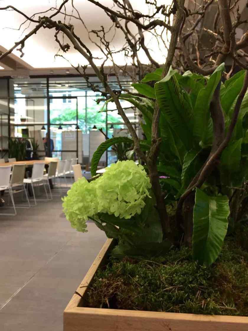 """Ein """"Good Energy Place"""" nicht nur für Labs und Workshops ist das Quartier Zukunft der Deutschen Bank in Berlin"""