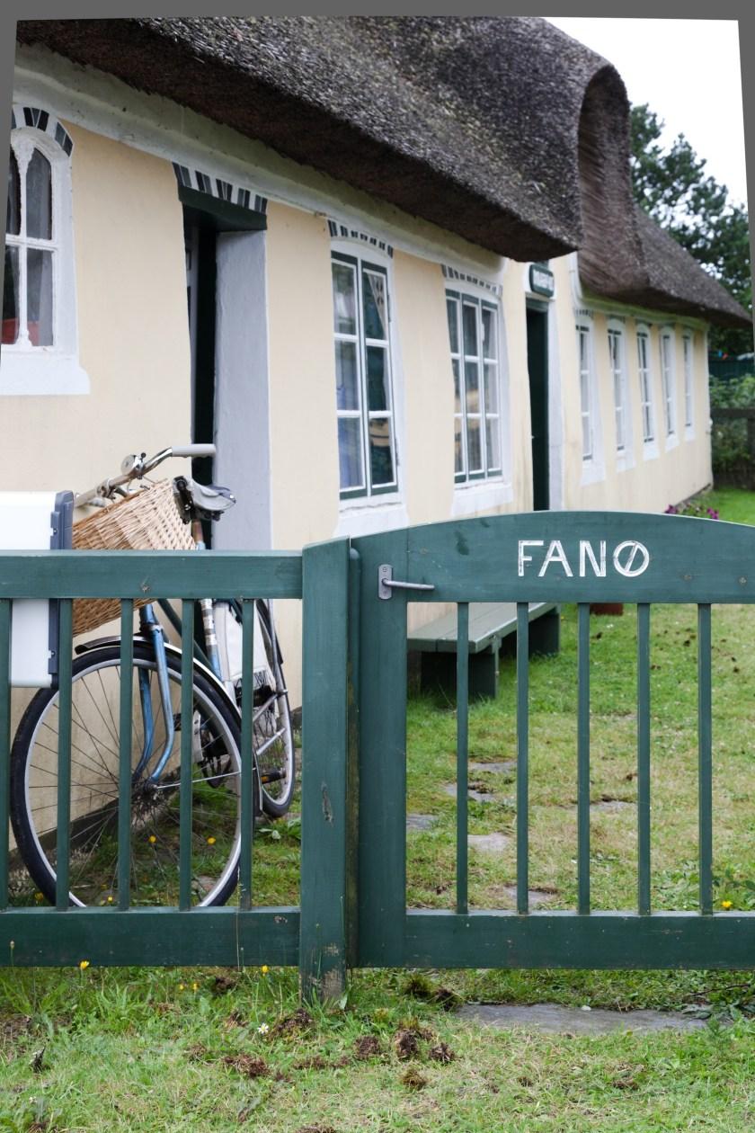 Dänemark: Sønderho auf der Insel Fanø