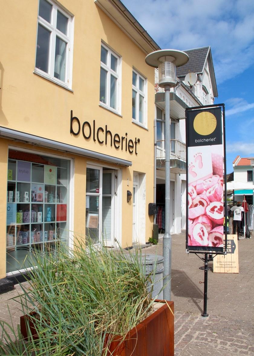 Bolcheriet Bonbonmanufaktur in Løkken