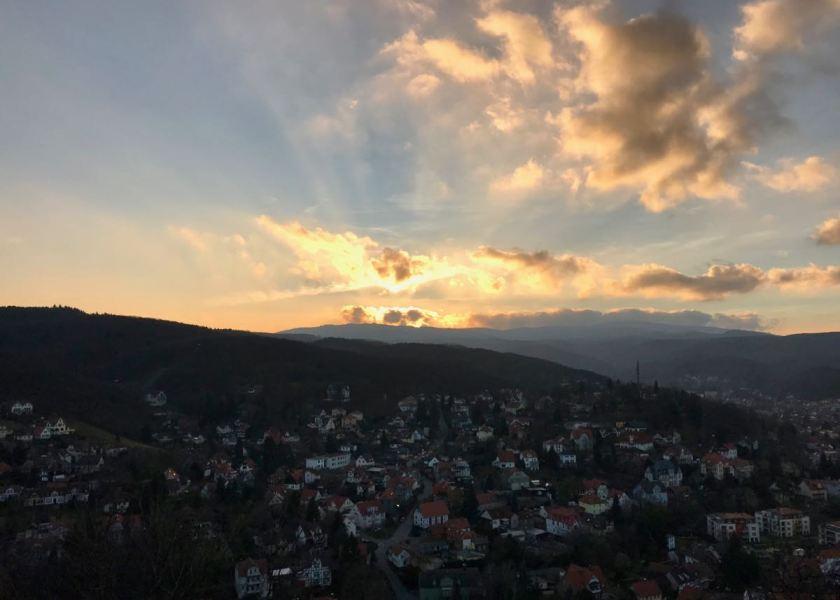 Der Harz auf den Spuren der kleinen Hexe