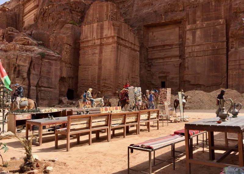 Jordanien: Petra mit Kindern erleben.